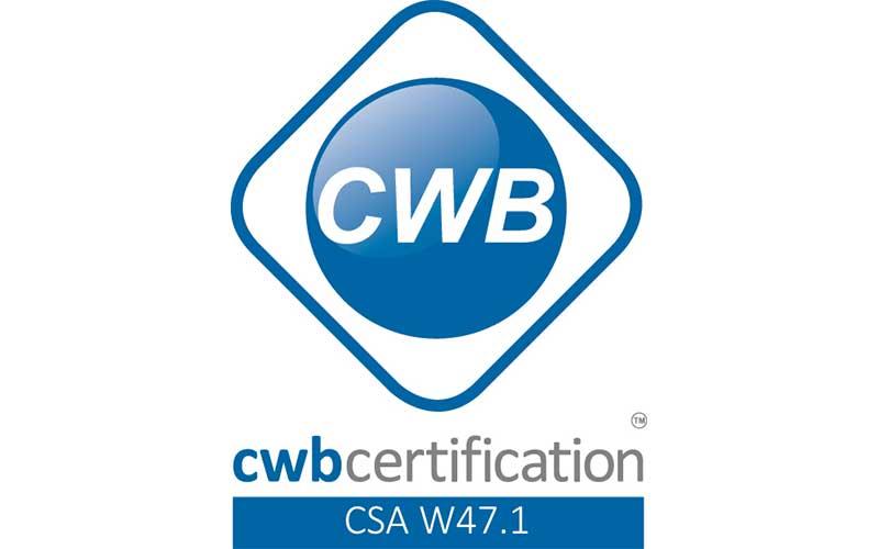 Canadian Welding Bureau (CWB Group) logo
