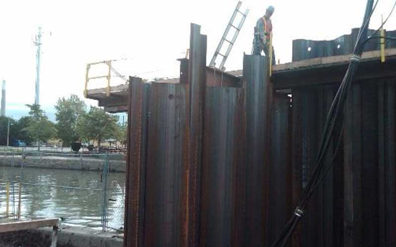 Keating Channel Outfall