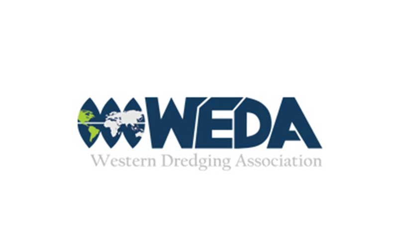 Western Dredging Association Logo